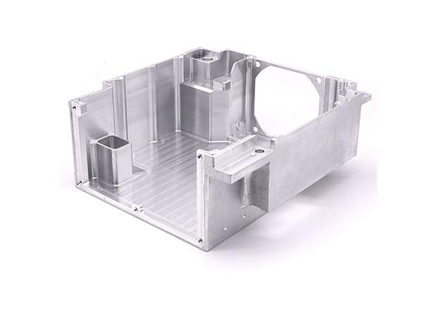 铝件通讯腔体cnc加工