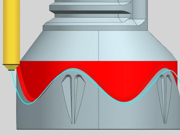 手电筒外壳5轴cnc加工曲面如何实现成本降低20%?
